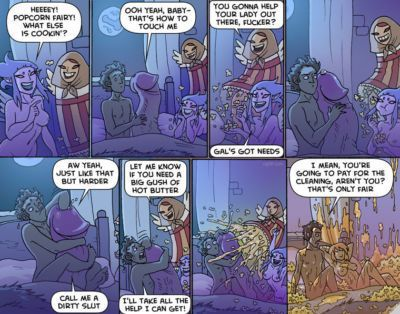 Trudy Cooper Oglaf Ongoing - part 30