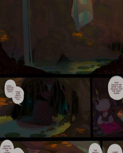 鲁磨 小马 学院 第一章 5 : 的 forest\