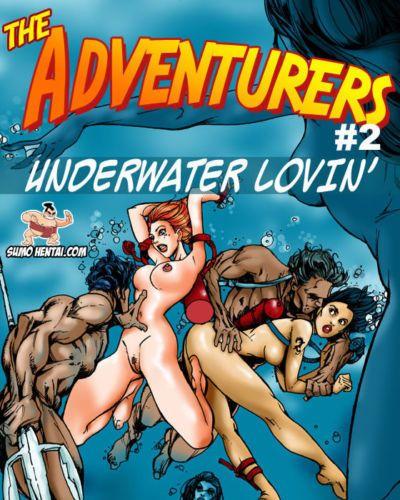 những nhà thám hiểm 2 dưới nước lovin