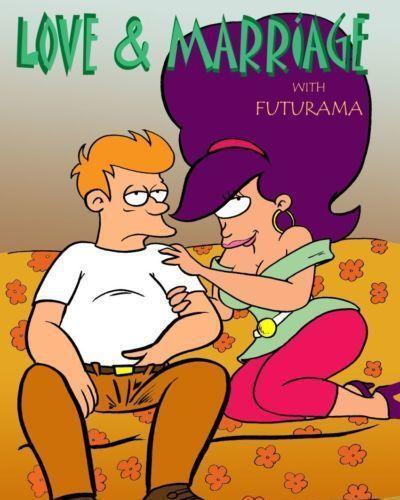 futurama Liebe und Ehe