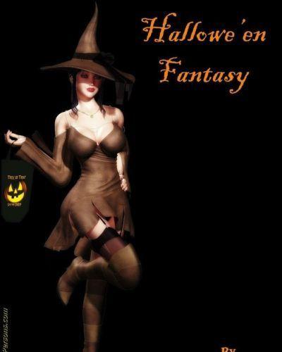 darklord Cadılar Bayramı fantazi