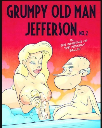 Jab Comix - Grumpy Old Man Jefferson 2