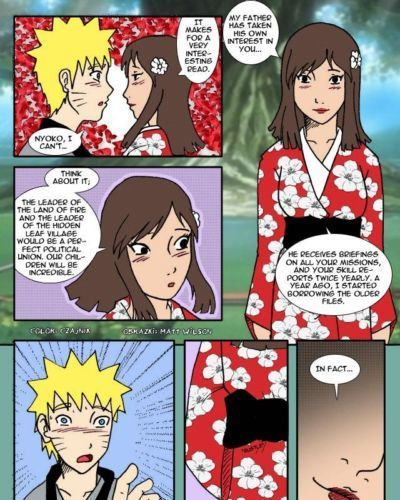 A Growing Affection Scene Remake (Naruto)