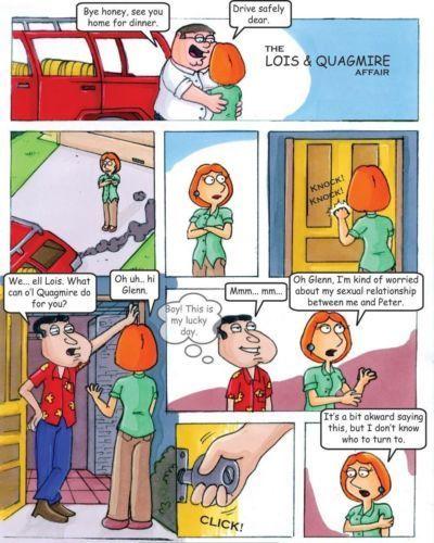 Lois and Quagmire Affair (Family Guy)