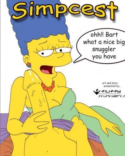 Simpsons khiêu dâm