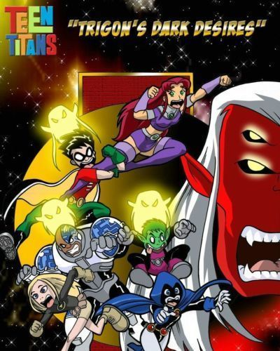 teen titans trigon\