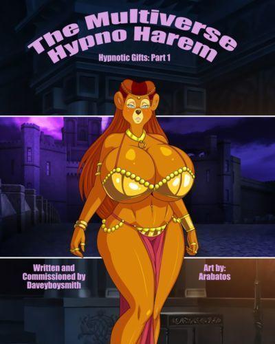 Arabatos- The Multiverse Hypno Harem