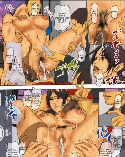 Sacrificial Mother- Hentai - part 8