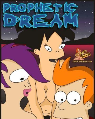 Prophetic Dream - Futurama
