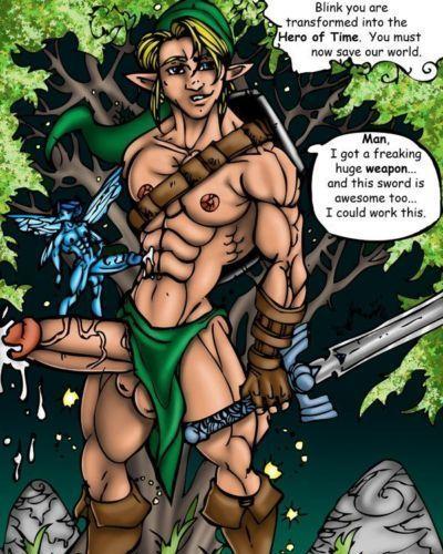 il la leggenda di selda cockarina di tempo parte 2