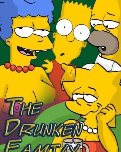 Simpsons- The Drunken Family