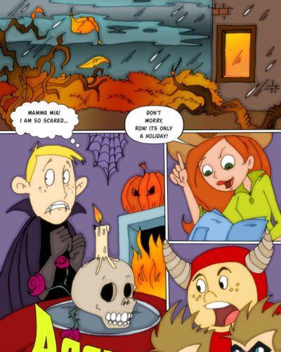 Kim möglich halloween