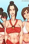 avatar die Letzte airbender Strand Tag