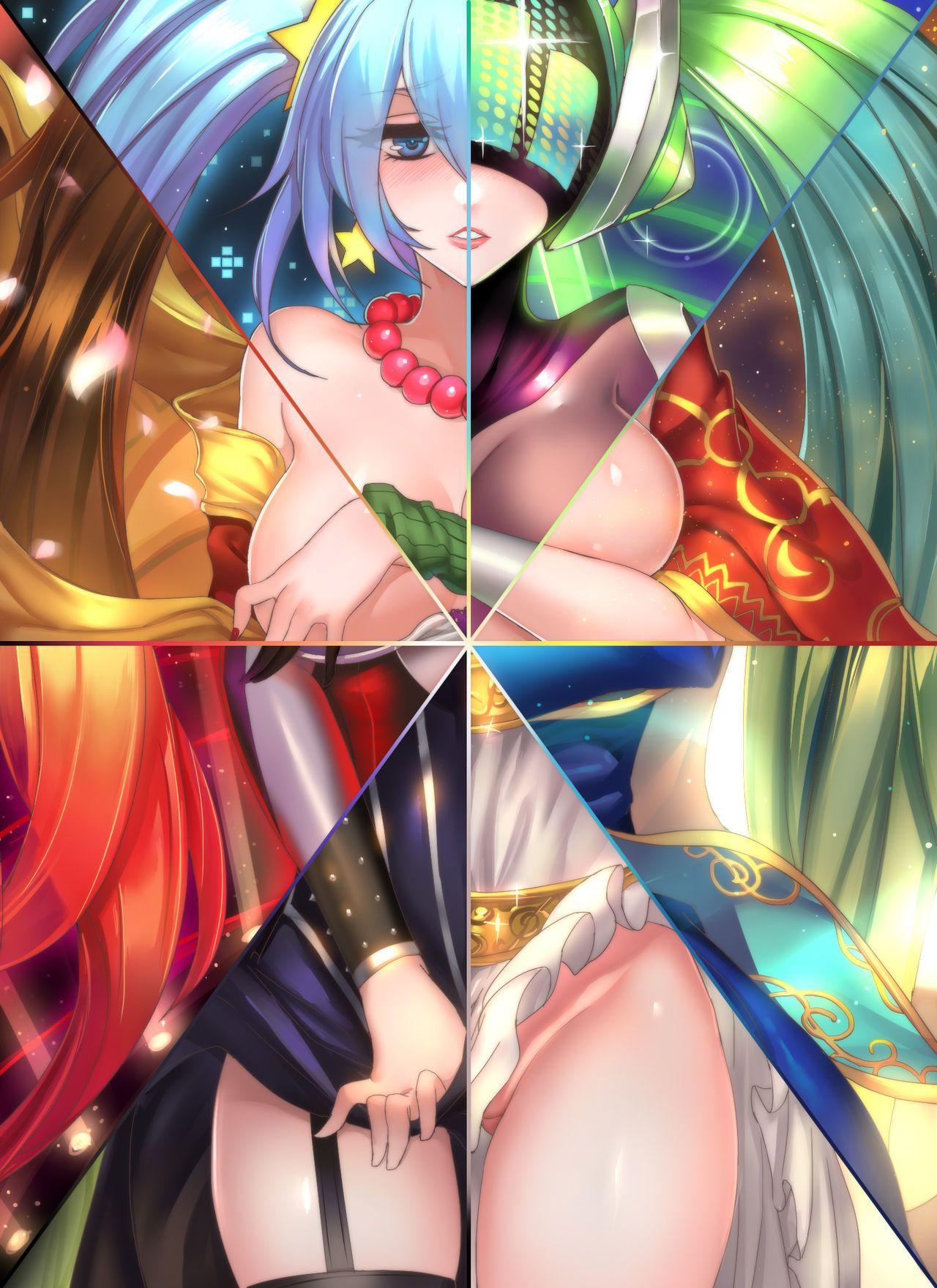 Legends league sona of hentai Sona