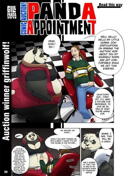 Panda Appointment 1