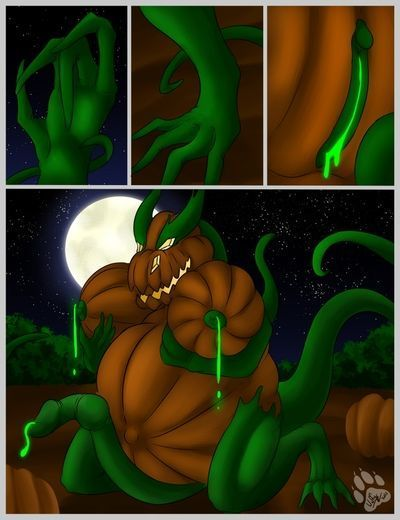 The Pumpkin Patch - part 3
