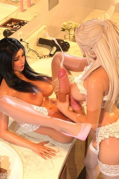 Tatiana & Kayla 1 - Girls Will Be Girls - part 4