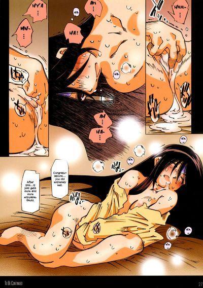 (C71) [RPG COMPANY 2 (Toumi Haruka)] Movie Star IIIb (Ah! My Goddess)  =LWB= - part 2