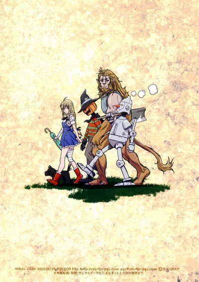 (C83) [STUDIO PAL (Nanno Koto)] Other Zone ~Tokuiten no Shoujo~ (Wizard of Oz)  {doujin-moe.us} - part 2