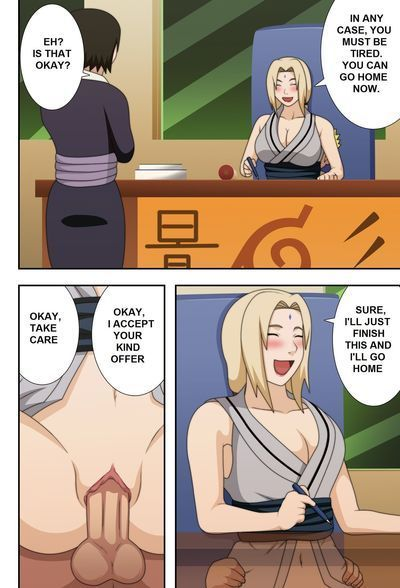 (C73) [Naruho-dou (Naruhodo)] Kyonyuu no Ninja Chichikage (Naruto)  [doujin-moe.us] [Colorized] [Decensored] - part 4