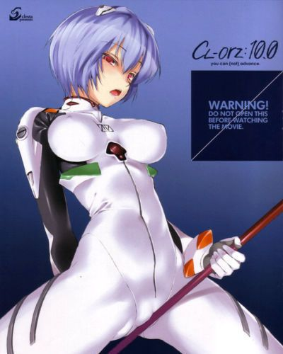 (SC48) Clesta (Cle Masahiro) CL-orz: 10.0 - you can (not) advance (Rebuild of Evangelion)