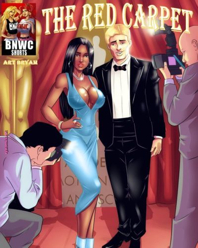 BlackNwhite- The Red Carpet- BNW