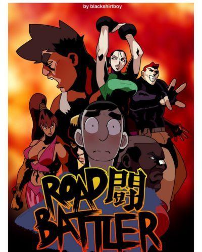 Blackshirtboy- Road Battler