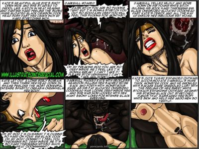 Farm girl- Illustrated interracial - part 6