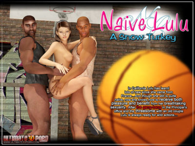 Naive Lulu- A Snow Turkey