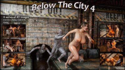 blackadder नीचे के शहर 4