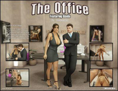Blackadder- The Office