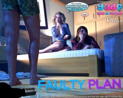Y3DF- Faulty Plan