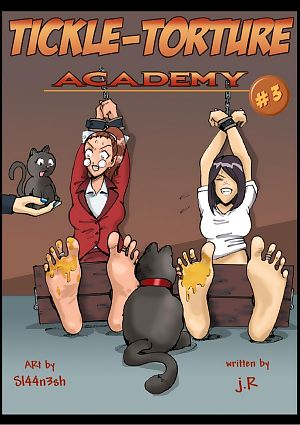 Tickle – Torture Academy 3