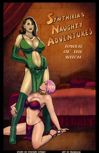 Reinbach- Synthiria's Naughty Adventures