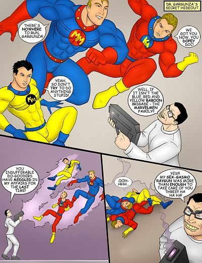 Marvelman Family