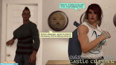 Squarepeg3D- Castle crasher