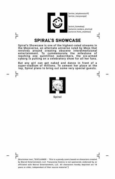 House Of XXX - Spirals Showcase