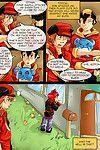 Pokemon Saga - Johto Region
