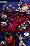 Symbiote Queen 3
