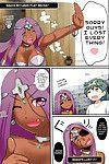 (COMIC1☆6) [Gachinko Shobou (Kobanya Koban)] Manya-san da to Omotta? Zannen!! Minea-chan deshita!! - Were You Expecting Manya... Too Bad, It\'s Minea! (Dragon Quest IV)  [Chocolate]
