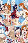 (C81) [Choujikuu Yousai Kachuusha (Denki Shougun)] MEROMERO GIRLS NEW WORLD (One Piece)  {doujin-moe.us} [Decensored] [Colorized] - part 2