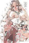 (C89) 70 Nenshiki Yuukyuu Kikan (Ohagi-san) Shoujo Najimi {Elixir974}