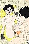 Dragon Ball H Gohan X Videl (Colored) - part 2