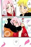 (HaruCC18) Karakishi Youhei-dan Shinga (Sahara Wataru) Koi no Bakadikara (Naruto) Colorized Incomplete