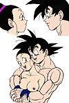 Rehabilitation (Garland) DRAGONBALL H Bessatsu Soushuuhen (Dragon Ball Z) Colorized Incomplete - part 2