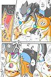 Mikaduki Karasu Kekka Yokereba Subete Yoshi - All\'s well that ends well! (Pokémon) Kekka Doujin Colorized