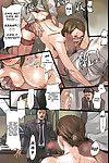 JUNNY Eigyou Buchou Shiraki Yukino - Sales Director Shiraki Yukino (COMIC Kairakuten BEAST 2007-05) Imari+Torn