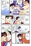 (C60) Saigado The Yuri & Friends Fullcolor 4 SAKURA vs. YURI EDITION (King of Fighters, Street Fighter) Decensored