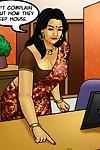 Savita Bhabhi 73- Caught in the Act - part 5