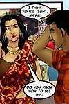 Savita Bhabhi 73- Caught in the Act - part 6
